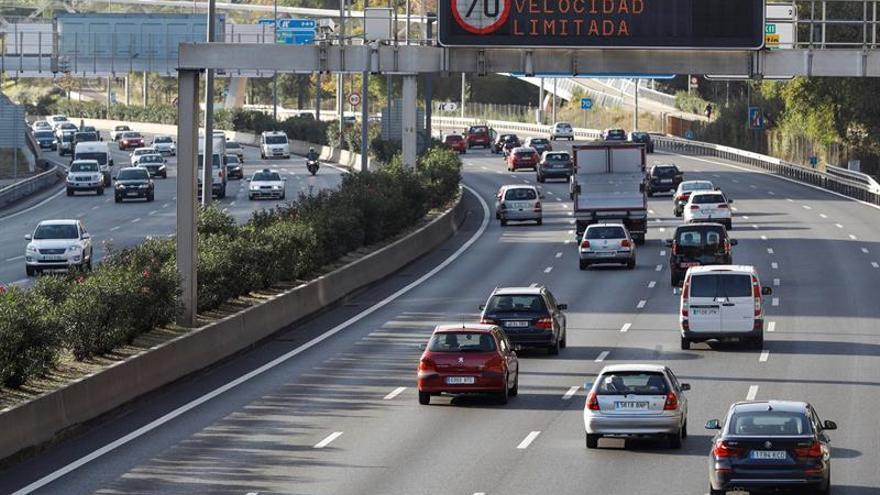 Fundtrafic propone reducir la velocidad en la M-30 de forma permanente