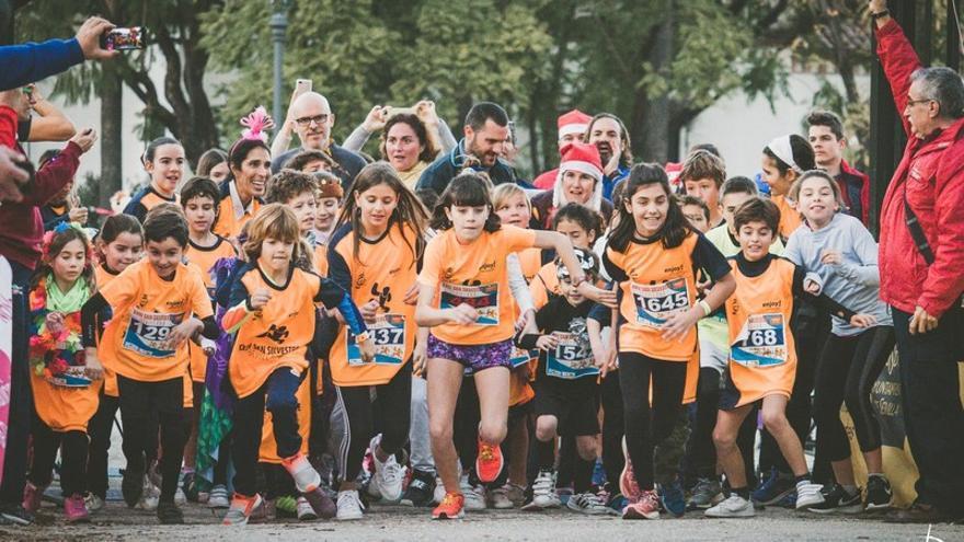 San Silvestre y a correr