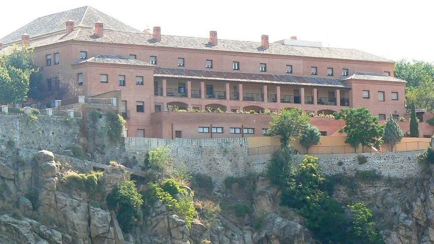 Residencia universitaria en Toledo