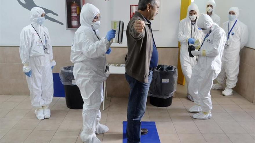 Greenpeace: El CSN no ha descartado accidentes graves en Ascó y Almaraz