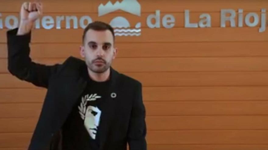 El director general de Participación de La Rioja dimite tras la ola de amenazas recibidas después de su accidente de Nochevieja