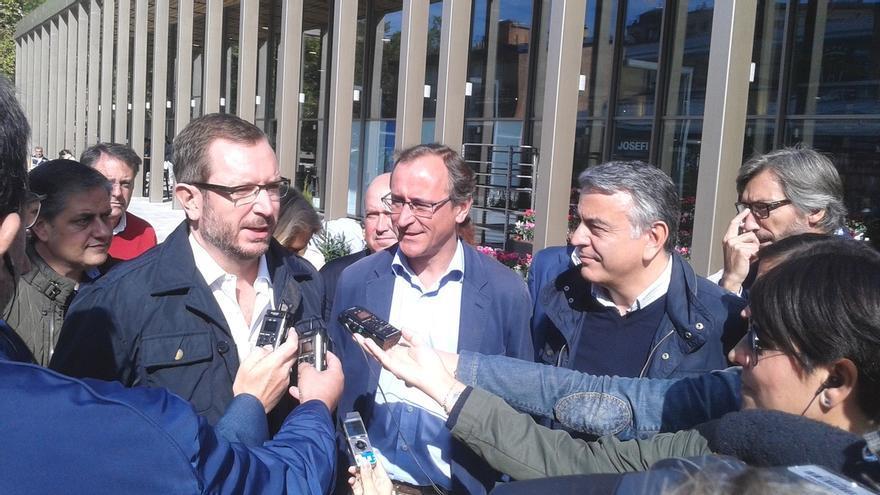 Unidos Podemos pide explicaciones al presidente del Tribunal de Cuentas por la absolución de Maroto y Alonso