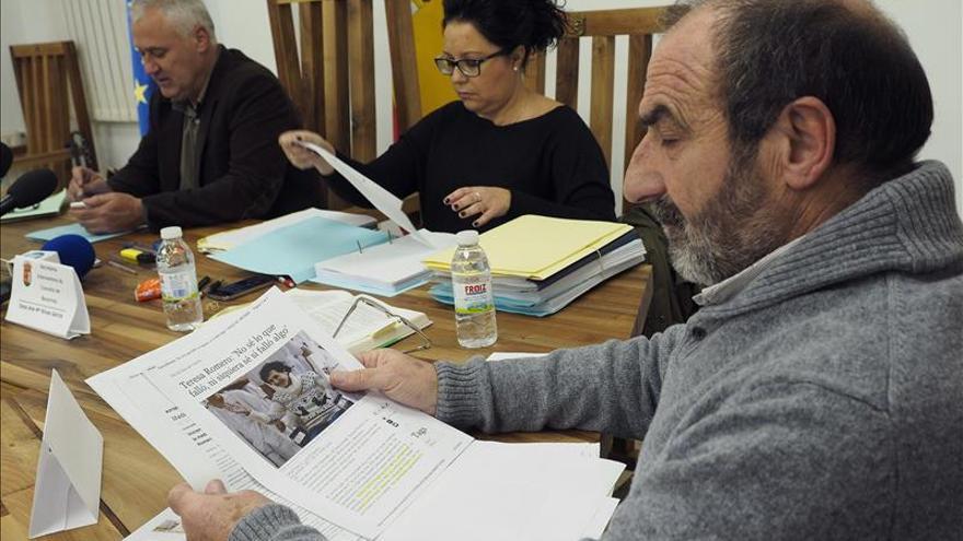 Becerreá no hará efectivo el acuerdo para que Teresa Romero sea Hija Adoptiva