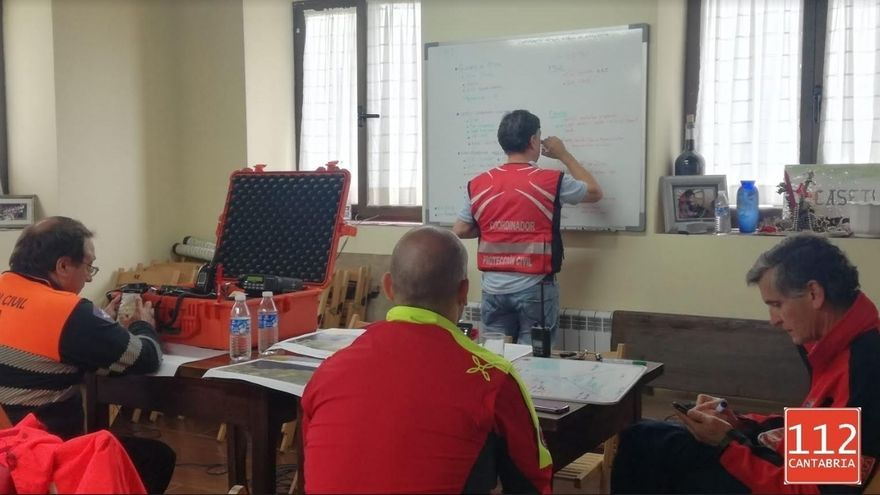 Desplegado un amplio operativo de búsqueda de un menor desaparecido en Casasola