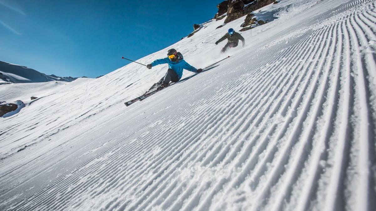 La actividad en la estación de esquí granadina se verá comprometida