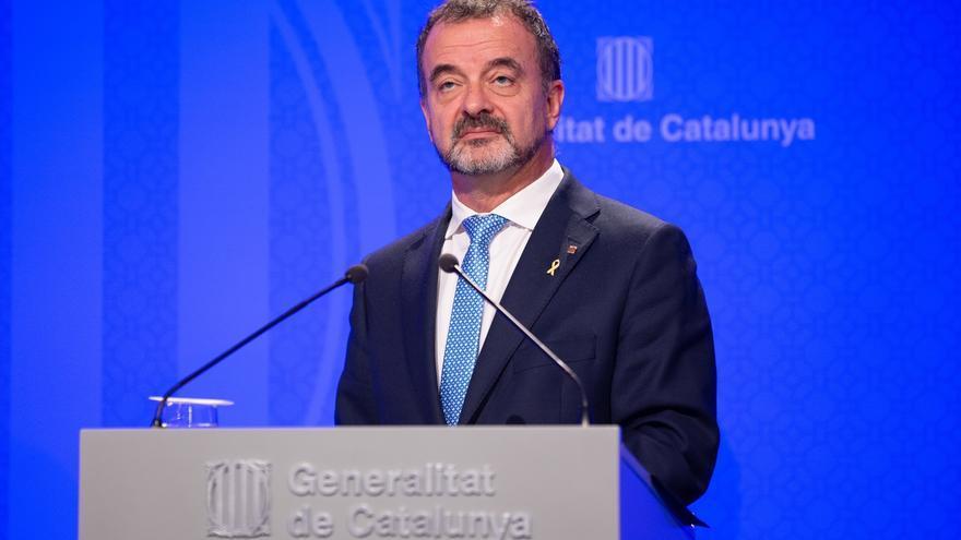 El conseller Alfred Bosch destituyó a su jefe de gabinete tras las denuncias de acoso sexual