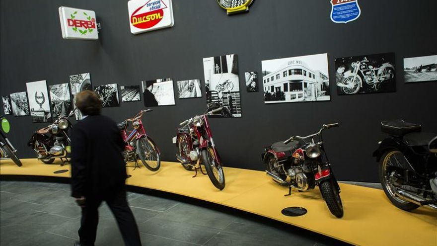 El MuVIM propone un recorrido por la historia de la moto en tres exposiciones