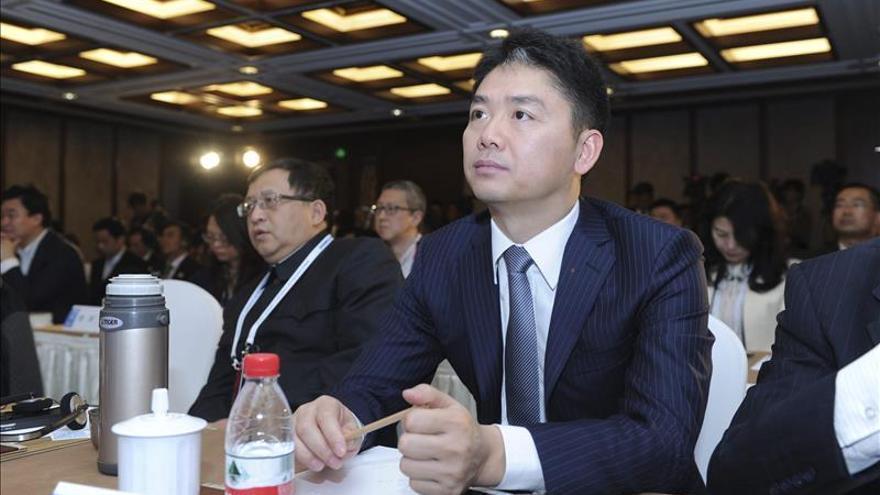La china JD.com denuncia a su rival Alibaba por alterar la competencia