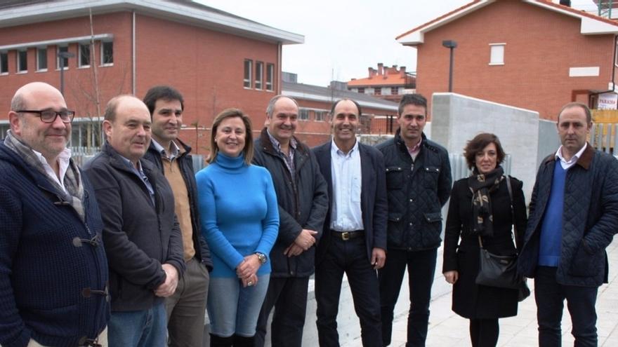 Madrazo destaca la apuesta del PP por una educación de calidad