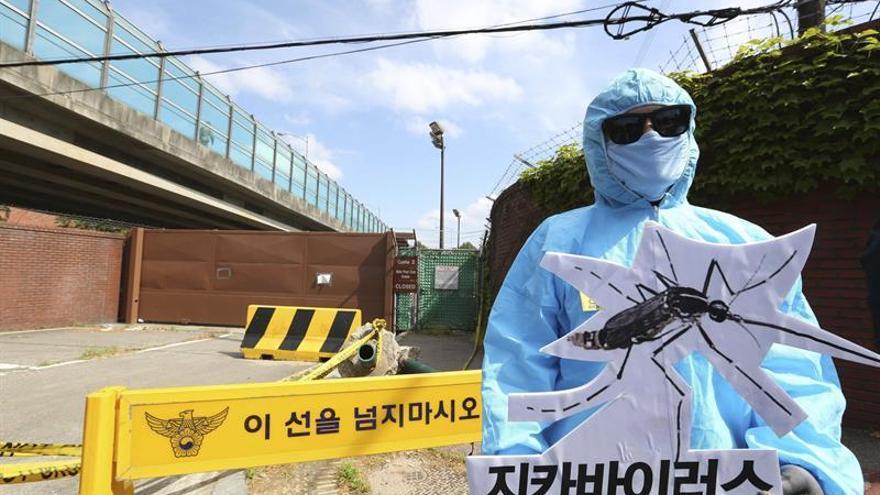 La malaria se dispara casi un 60% en la frontera entre las dos Coreas
