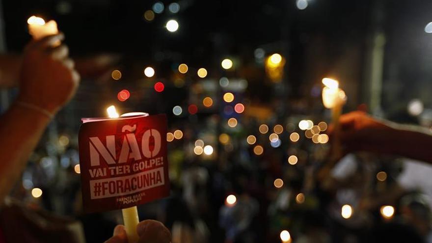 Cientos de brasileños vuelven a las calles en protesta contra actual Gobierno
