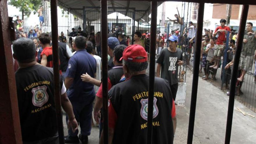 Detenido el último recluso que seguía libre tras fuga en cárcel de Paraguay