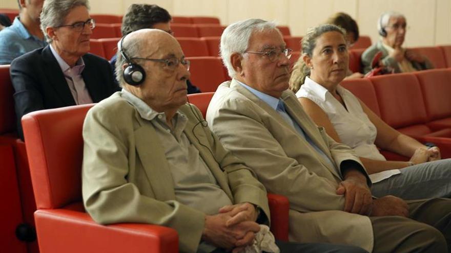 La Audiencia de Barcelona condenó a 9 años a Millet y a 7 a Montull por el expolio del Palau