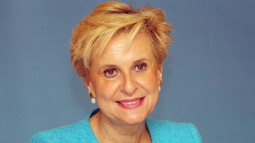 Carmen Quintanilla, presidenta de la Comisión de Igualdad (PP)