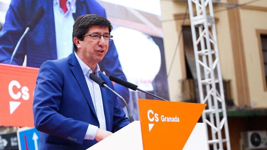 Juan Marín gana las primarias de Cs para ser el candidato a la Presidencia de la Junta con un 67% de votos
