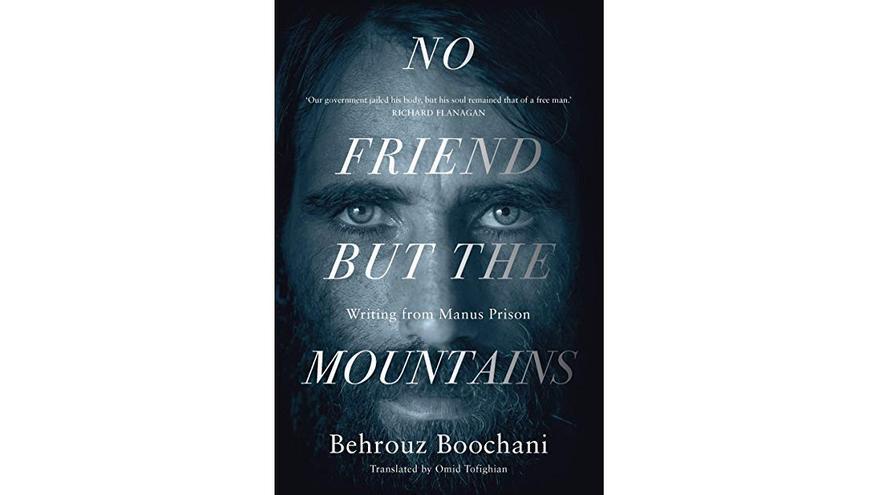 El libro de Behrouz Boochani.