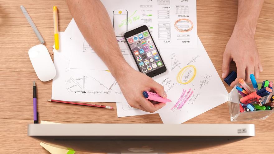 Desde la idea hasta la implementación de las aplicaciones pueden pasar varios meses, o incluso años