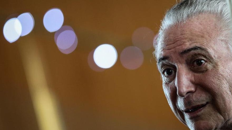 Controversia en Brasil por indulto navideño firmado por el presidente Temer
