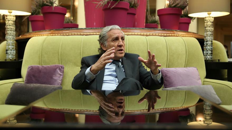 Diego López Garrido, exsecretario de Estado para la UE