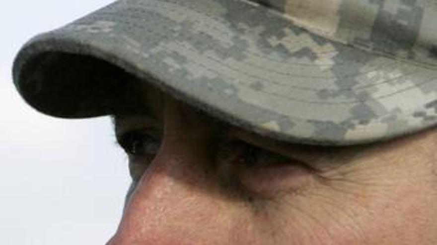 Comandante ejercito eeuu irak general david petraeus