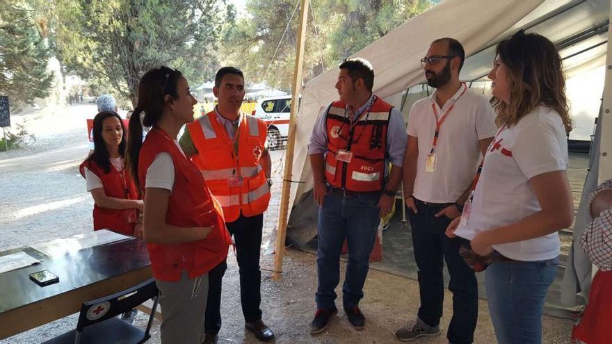 Angel Calle Aexcid refugiados Extremadura