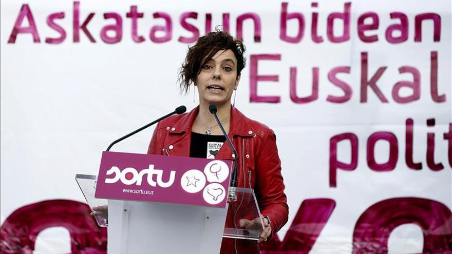 """Sortu apuesta por la """"ruptura democrática con el Estado español"""""""