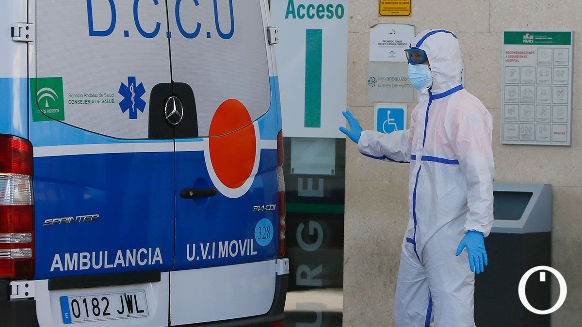 Urgencias del Hospital Reina Sofía