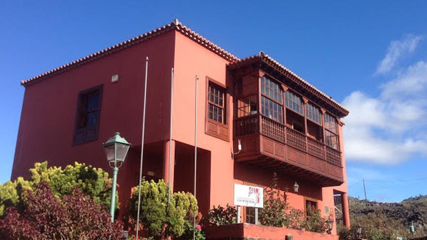 Casa Museo del Vino de Las Manchas.
