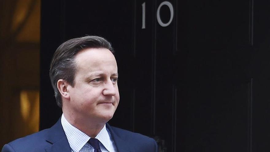 """Cameron dice que hay que actuar """"ahora"""" contra el EI"""