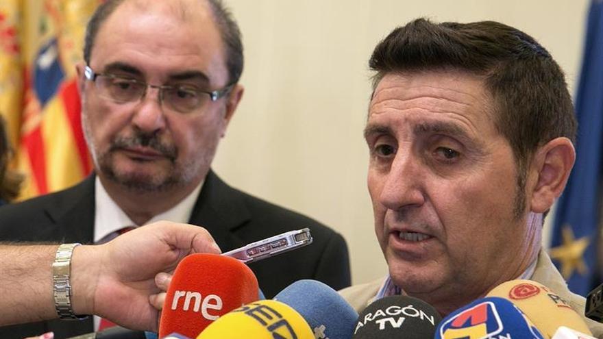 Aragón pedirá que actúe la policía si la Generalitat no entrega los bienes de Sijena