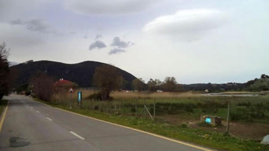 Carretera de Nestares.