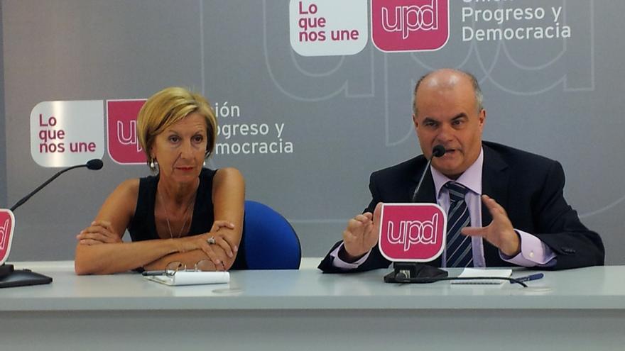 UPyD dice 'no' a una alianza europea con Vox y Ciutadans y recuerda que su congreso ya rechazó ir en coalición