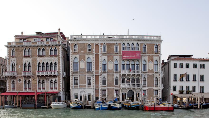 ca' giustinian, Venecia