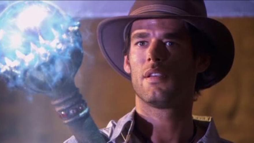 Cine: Jack Hunter y la tumba de Akhenatón
