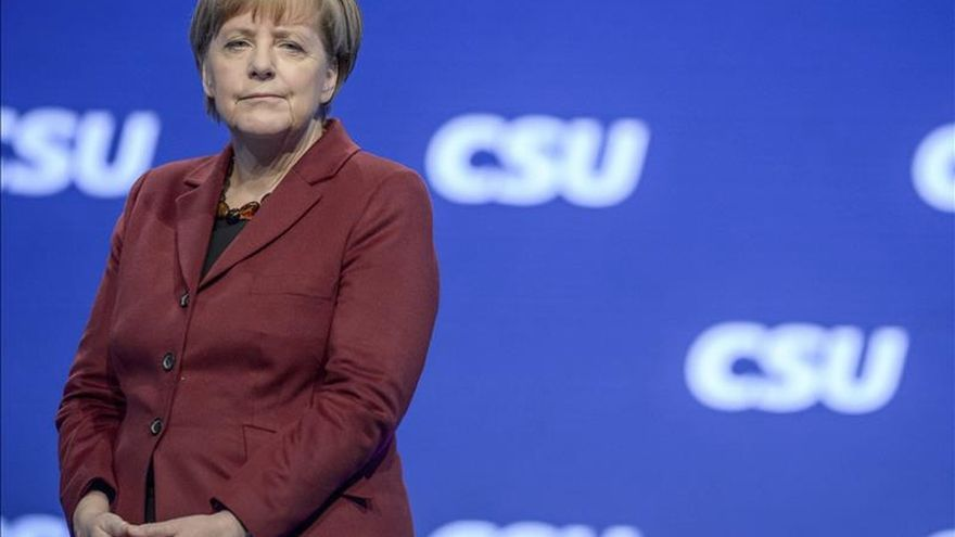 Diez años bajo el rombo de Merkel