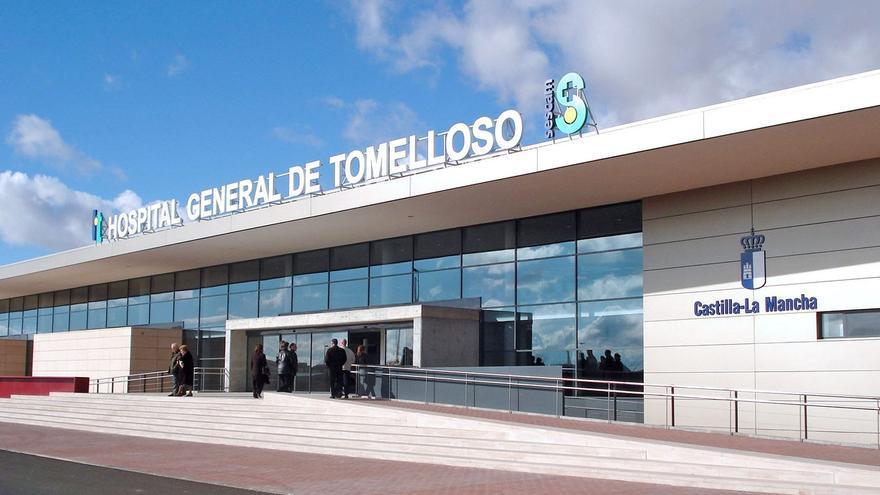 Hospital General de Tomelloso. Foto: castillalamancha.es