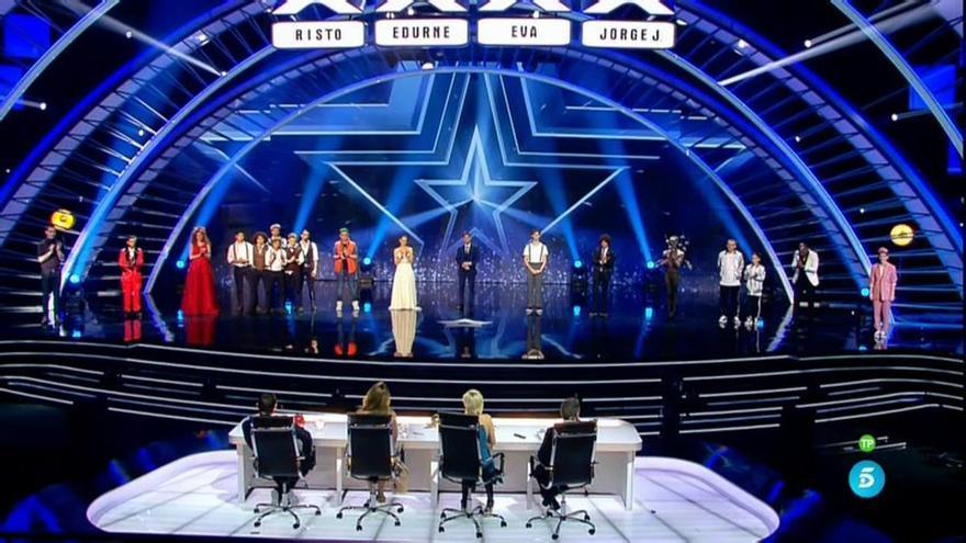 La final de Got Talent en Telecinco