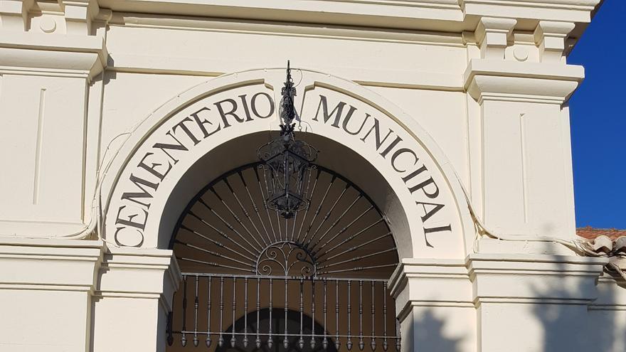 Puerta del Cementerio Civil