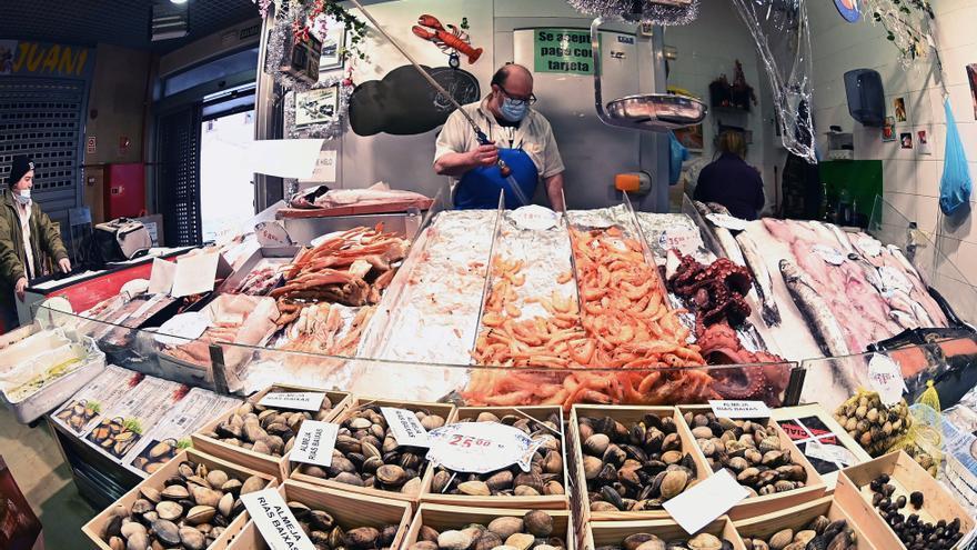 Los hogares suben el consumo pesquero con la covid tras años a la baja