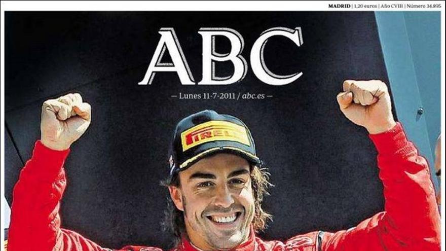 De las portadas del día (11/07/2011) #5