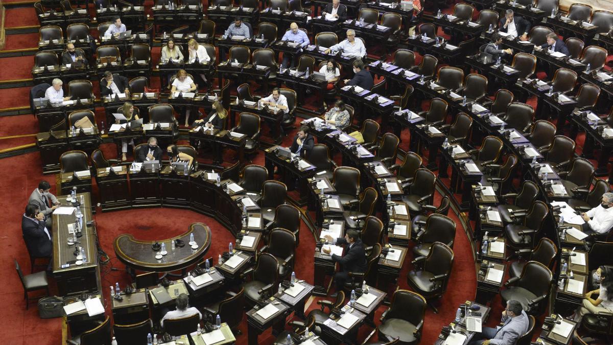 La Cámara de Diputados sancionó la ley de la nueva fórmula jubilatoria