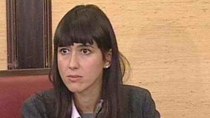 La nueva alcaldesa de Santa Coloma, Nuria Parlón