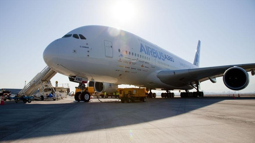 Airbus prevé una demanda de más de 1.000 aviones nuevos en Alemania durante los próximos 20 años
