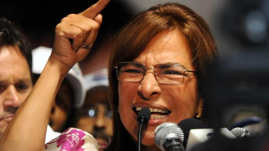 Excandidata espiada dice que Panamá gana con la extradición de Martinelli