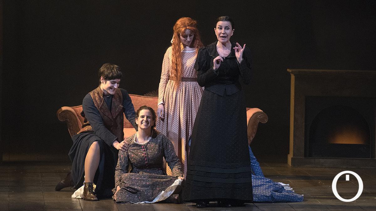 'En palabras de Jo...Mujercitas' en el Gran Teatro