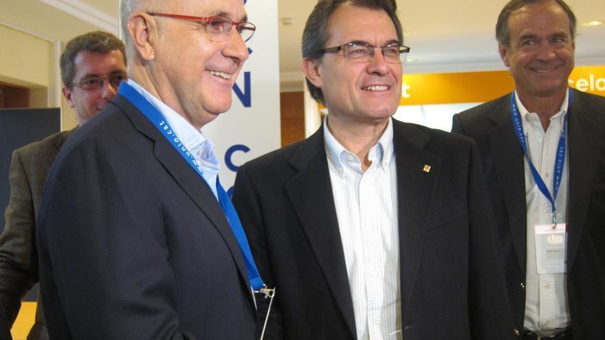 Convergència (CDC) y Unió (UDC) se disputan el espacio de CiU en RTVE durante la campaña