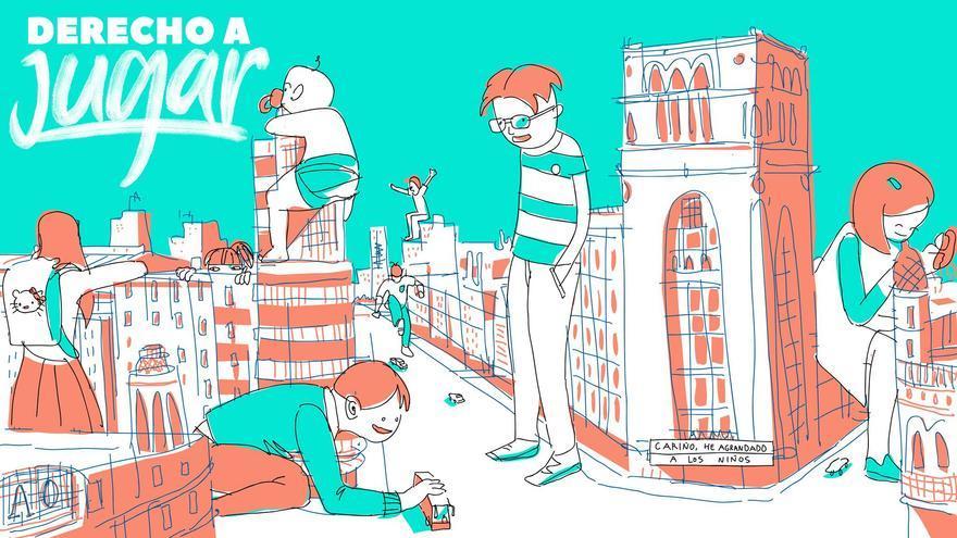 Derecho a jugar: una propuesta para transformar la ciudad desde la infancia
