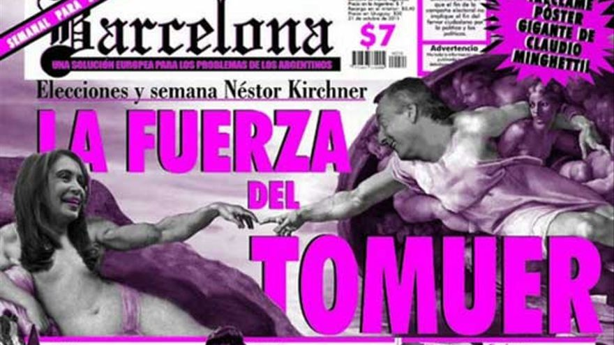 "Portada ""Revista Barcelona"""