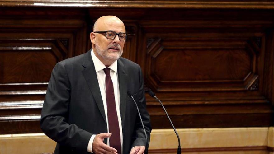JxSí asegura que dos grupos opositores querían aplazar el referéndum a noviembre