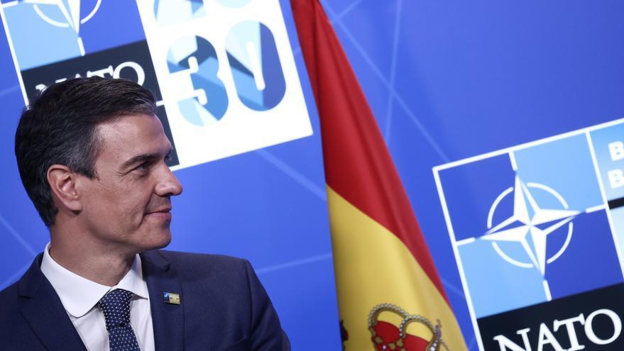 Sánchez se confiesa extrañado porque Ayuso vinculara los indultos con el rey
